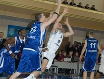 Alex Dunn and Panagiotis Liadelis - Anwil - Azovmash