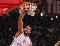 Ioannis Bourousis - Olympiacos