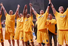 Maccabi, champ again!