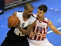 Preston Shumpert - Besiktas Cola Turka