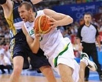 Ramunas Siskauskas - Lithuania (Photo: FIBA)