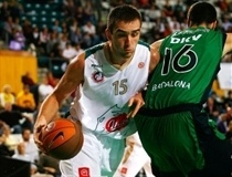 Mirza Begic - Union Olimpija