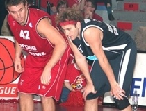 Matt Walsh - Spirou Basket (Photo: Spiroubasket.com)