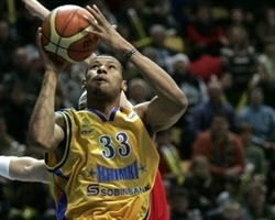 Kelly McCarty Khimki