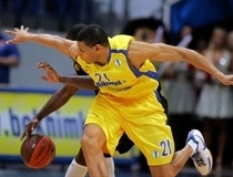 Kelly McCarty - BC Khimki (Photo: www.bckhimki.ru)