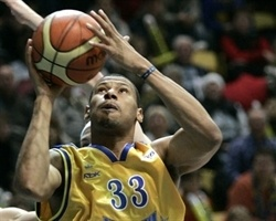 Kelly McCarty - Khimki