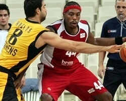 K`Zell Wesson - Brose Baskets