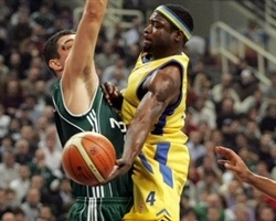 Will Bynum - Maccabi Elite