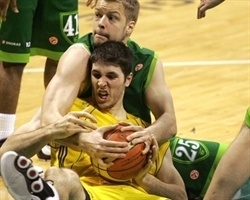 Wilkinson and Mottola - Aris, Zalgiris