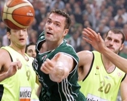 Dejan Tomasevic - Panathinaikos