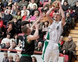 Saulius Stombergas - Unics Kazan - Photo: unics.ru