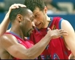 Holden and Spiegel - CSKA Moscow - Semifinal - Final Four Athens 2007
