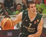 Sani Becirovic -  Panathinaikos - Final Four Athens 2007