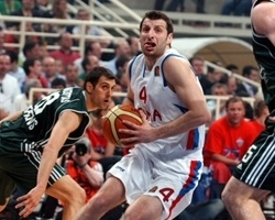 Theo Papaloukas -  CSKA - Final Four Athens 2007