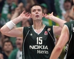 Dejan Tomasevic -  Panathinaikos - Final Four Athens 2007