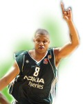 Mike Batiste - Panathinaikos tribute 2006-07