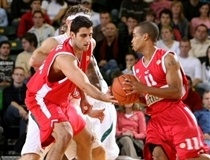 Lynn Terence Greer and Ioannis Bourousis - Olympiacos