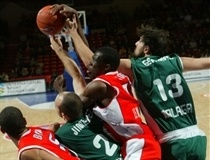 Alain Koffi and German Gabriel - Le Mans - Unicaja