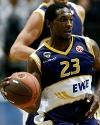Rickey Paulding - EWE Basket Oldenburg