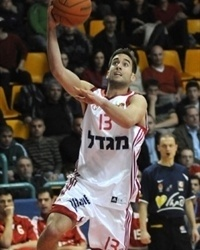 Yogev Ohayon - Hapoel Jerusalem  (photo Hapoel)