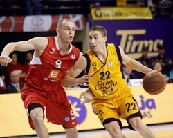 Jaycee Carroll - Gran Canaria 2014 (photo cbgrancanaria.net)