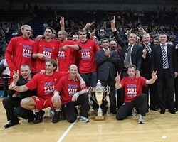 CSKA Champ Russian League 2009-10 (photo T. Makeeva, cskabasket.com)