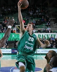 Ryan Toolson - Benetton Basket Bwin