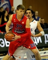 Andrey Vorontsevich - CSKA Moscow