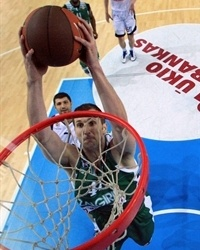 Trent Plaisted - Zalgiris