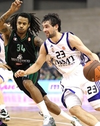 Sergio Llull - Real Madrid - Final Four Barcelona 2011