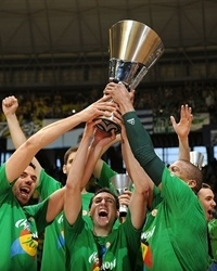 Panathinaikos is Euroleague Champ! - Final Four Barcelona 2011