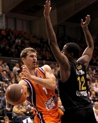 Tiago Splitter - Valencia Basket (photo Valencia Basket)