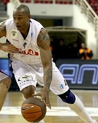 J.R. Giddens - PAOK BC (Photo: PAOK BC)
