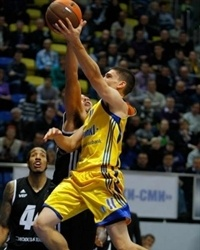 Chris Quinn - BC Khimki (photo bckhimki.ru)