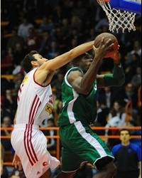 Jeff Adrien - Benetton Basket (photo Cedevita)