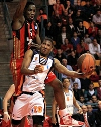 Andrew Albicy - BCM Gravelines (photo hapoel.co.il)