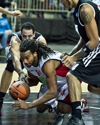 Randal Falker - Cholet Basket (photo vefriga.com)