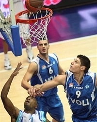 Nikola Vucevic - Buducnost Voli (photo Benoit Bouchet-monshainaut.be)