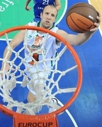 Kenan Bajramovic - BK Banvit (Photo: Fraport Skyliners)