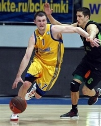 Vitaly Fridzon - BC Khimki (photo bckhimki.ru)
