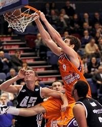 Victor Claver - Valencia Basket (photo Valencia Basket)