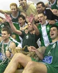 Panathinaikos, 2000 champ