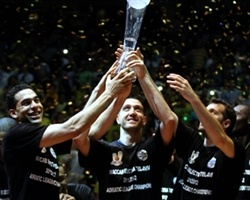 Maccabi Electra wins 2012 Adriatic League (Photo: Maccabi.co.il)