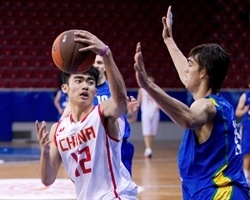 Shang Gao - JT Team China - Final Four Istanbul 2012
