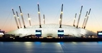 O2 Arena in London