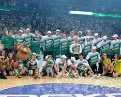 Zalgiris Kaunas Champ Lithuanian League 2011-12 (photo lkl.lt)