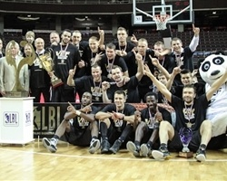 VEF Riga champ Latvian league 2011-12 (photo vefriga.com)