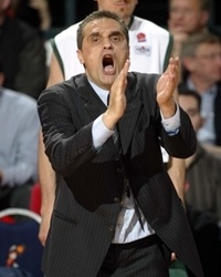 Argiris Pedoulakis is new Panathinaikos coach