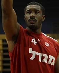 Craig Smith - Hapoel Jerusalem