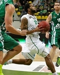 Walter Hodge - Stelmet Zielona Gora - EC12 (photo basketzg.pl)